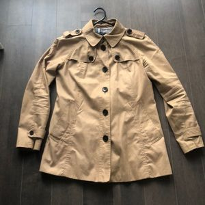 Banana Republic Trench